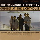 CANNONBALL ADDERLEY At the Lighthouse album cover
