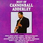 CANNONBALL ADDERLEY Best of Cannonball Adderley album cover