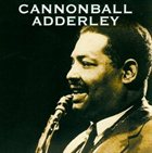 CANNONBALL ADDERLEY Cannonball Adderley album cover