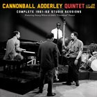 CANNONBALL ADDERLEY Complete 1961-1962 Studio Recordings album cover