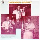 CANNONBALL ADDERLEY Discoveries album cover