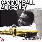 CANNONBALL ADDERLEY Jazz Manifesto album cover