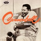CANNONBALL ADDERLEY Julian Cannonball Adderley album cover