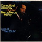 CANNONBALL ADDERLEY Mercy, Mercy, Mercy! Album Cover