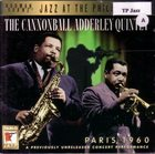 CANNONBALL ADDERLEY Paris, 1960 album cover