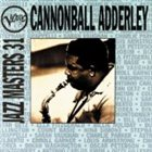 CANNONBALL ADDERLEY Verve Jazz Masters 31 album cover