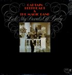 CAPTAIN BEEFHEART Lick My Decals Off, Baby album cover