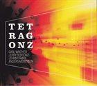 CARL WINTHER Carl Winther, Jerry Bergonzi, Johnny Åman, Anders Mogensen : Tetragonz album cover