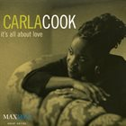 CARLA COOK It's All About Love album cover