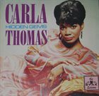 CARLA THOMAS Hidden Gems album cover