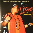 CARLA THOMAS Live In Memphis album cover