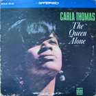 CARLA THOMAS The Queen Alone album cover