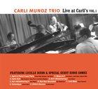 CARLI MUÑOZ Live at Carli's Vol. 1 album cover