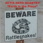 CARLO ACTIS DATO Earth Is The Place album cover