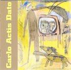 CARLO ACTIS DATO USA Tour album cover