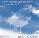 CARLO MEZZANOTTE Piano Possibile album cover