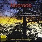 CARLOS FRANZETTI Carlos Franzetti / Allison Brewster Franzetti: Alborada album cover