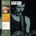 CARLOS SANTANA 3 Original Album Classics album cover