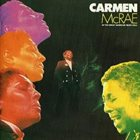 CARMEN MCRAE At the Great American Music Hall album cover