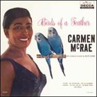 CARMEN MCRAE Birds of a Feather album cover