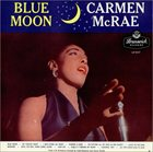 CARMEN MCRAE Blue Moon album cover
