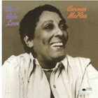 CARMEN MCRAE Can't Hide Love album cover