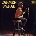 CARMEN MCRAE Carmen McRae album cover
