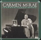 CARMEN MCRAE Carmen Sings Monk album cover