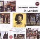 CARMEN MCRAE In London album cover