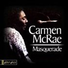 CARMEN MCRAE Just Jazz: Masquerade album cover
