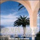 CARMEN MCRAE Live at Midem album cover