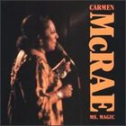 CARMEN MCRAE Ms Magic album cover