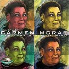 CARMEN MCRAE New York State Of Mind album cover