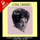 CARMEN MCRAE Setting Standards album cover