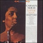 CARMEN MCRAE Sings Lover Man and Other Billie Holiday Classics album cover