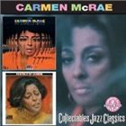 CARMEN MCRAE Sound of Silence / Portrait of Carmen album cover