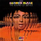 CARMEN MCRAE Sounds of Silence album cover