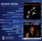 CARMEN MCRAE Torchy / Blue Moon album cover