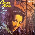 CARMEN MCRAE When You´re Away album cover