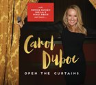 CAROL DUBOC Open The Curtains album cover