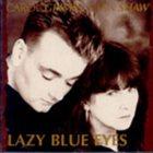 CAROL GRIMES Lazy Blue Eyes (and Ian Shaw) album cover