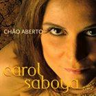 CAROL SABOYA Chão Aberto album cover