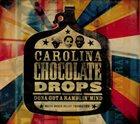 CAROLINA CHOCOLATE DROPS Dona Got A Ramblin' Mind album cover