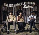 CAROLINA CHOCOLATE DROPS Heritage album cover