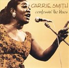 CARRIE SMITH Confessin' the Blues album cover