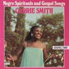 CARRIE SMITH Gospel Time album cover