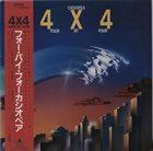 CASIOPEA 4x4 album cover