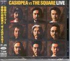 CASIOPEA Casiopea Vs The Square -Live album cover
