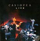 CASIOPEA Live album cover