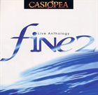 CASIOPEA Live Anthology Fine 2 album cover